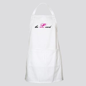 The L Word [ink] BBQ Apron